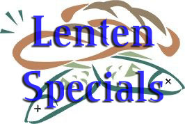Lenten Meatless Specials at Lumes Pancake House
