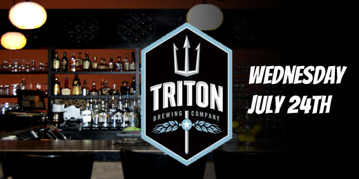 July Beertasting | Triton Brewing Co.