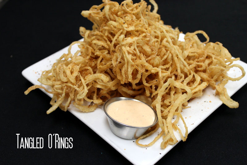 Tangled Onion Rings