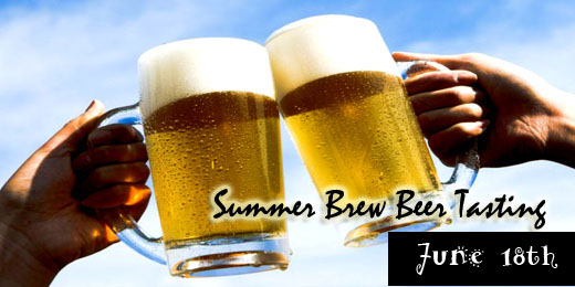 June Beertasting | Some Summer Treats!