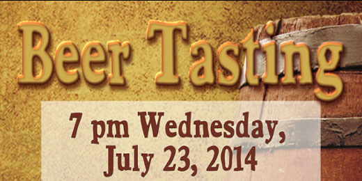 July Beertasting | A Summer Tasting Like No Other