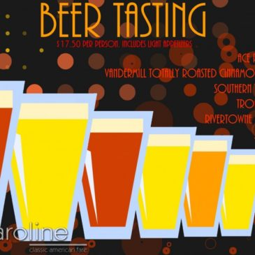 August Beertasting | Try Something New!!!