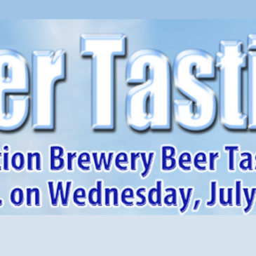 Revolution Brewing Beer Tasting | July 26