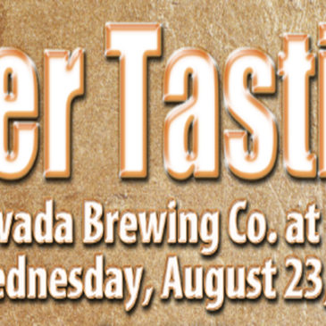 Sierra Nevada Beer Tasting | August 23rd, 2017