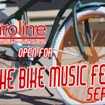 Rock the Bike Music Festival | September 16th