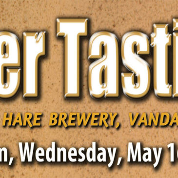 Hairless Hare Beer Tasting | May 16th 7:00pm
