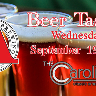 Avery Brewing Beer Tasting | September 19th 7 pm