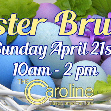 2019 Easter Brunch Buffet | Sunday April 21st