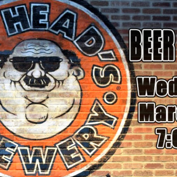Fat Head's Brewery Beer Tasting | March 20, 7 pm