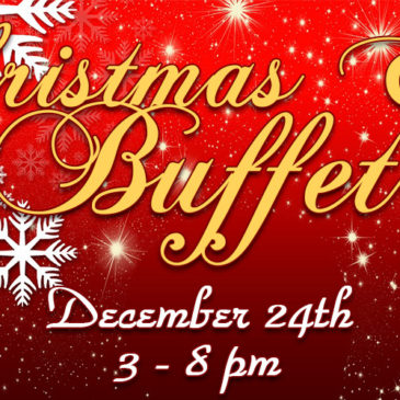 The Caroline Christmas Eve Buffet | December 24th
